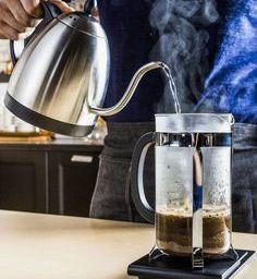 French Press'le nasıl kahve demlenir?